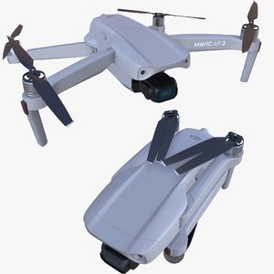dji mavic air 2 model