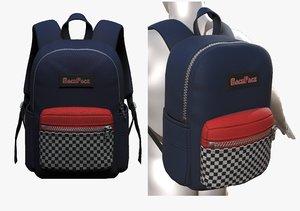 bag backpack 3D model