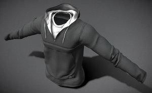 3D hoodie v1