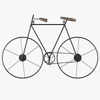 Sport Bicycle Wall Decor