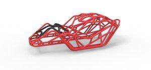 full-size frame tim cameron 3D