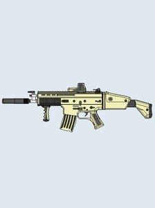 scar gun model