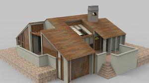 imaginative beach house model