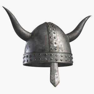 3D medieval helmet 5