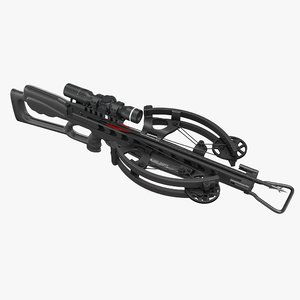 crossbow pbr 3D