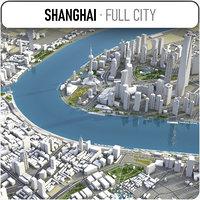 Shanghai - city and surroundings