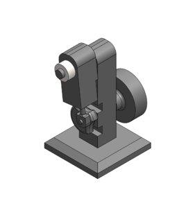 3D air piston machine