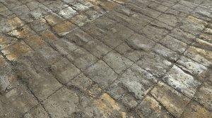 Stone Floor PBR Pack 4