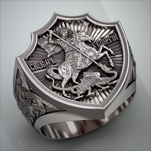 ring saint george model