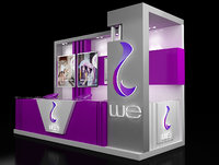 Booth Exhibition Stand a154a