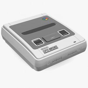 snes 16bit home video model