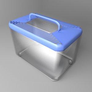 mobile aquarium 3D