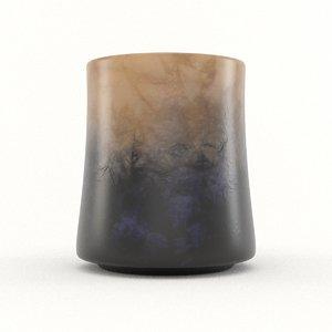 3D epoxy mug resin