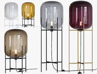 Oda floor lamps