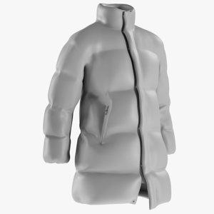 base mesh men s 3D model