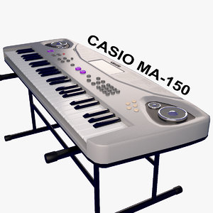 casio keyboard model
