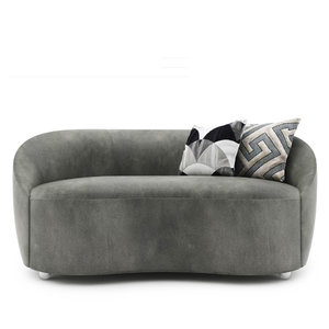 sandler seating luma sofa 3D