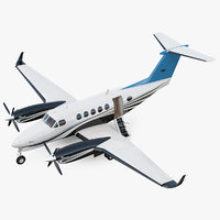 Twin Turboprop Civil Utility Aircraft