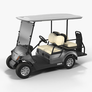 yamaha drive2 ptv 2020 3D model