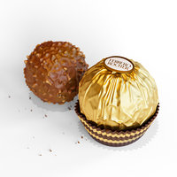 Ferrero Rocher with Package