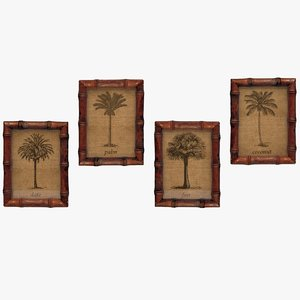 art bamboo frame max