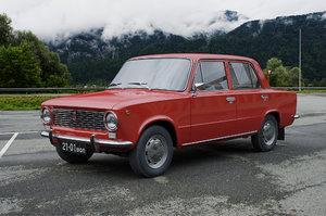 vaz-2101 zhiguli 1970 3D model