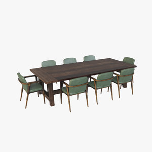 dining table v4 model