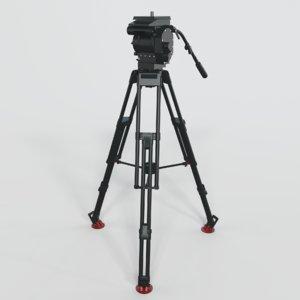 tripod 3D model