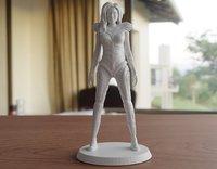 3D print Wonder Woman 84