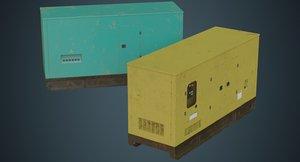 3D model generator 2b
