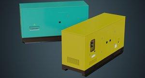 3D generator 2a