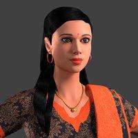 Indian Girl(Geeta)