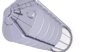 silo model
