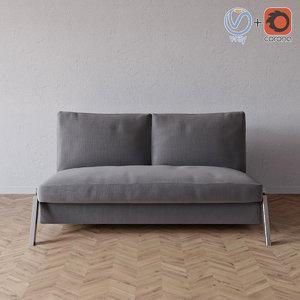 3d sleek sofabed innovation living