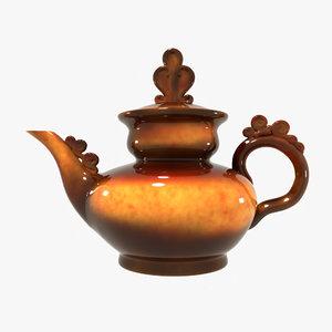 kettle corona 3D