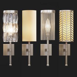 lighting - stem single 3D model