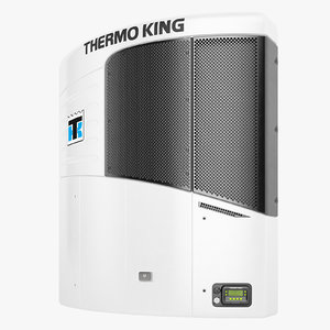 thermo king slxi 3D model