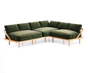 l dreamer couch 3D