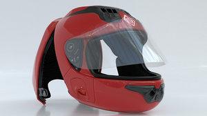 3D vozz helmet