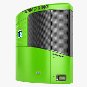 3D thermo king slxi model