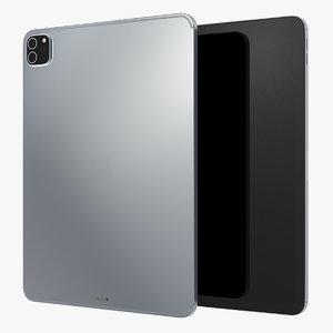 3D model multi camera tablet 11