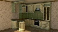 kitchen 3D