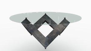 como table 3D