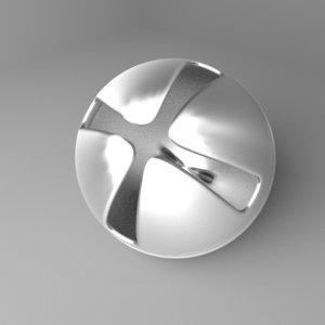 3D jingle bell