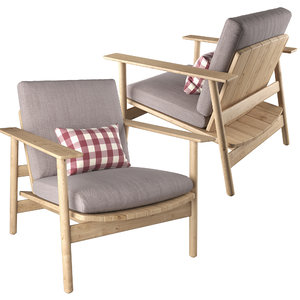riva chairs 3D