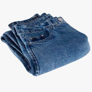 realistic women s jeans model