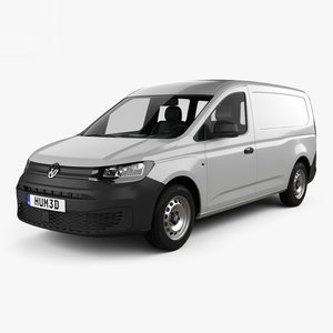 volkswagen caddy maxi 3D model