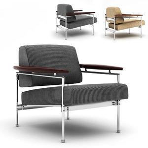3D linbrasil beto armchair 1958
