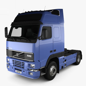 3D fh12 fh 12 model