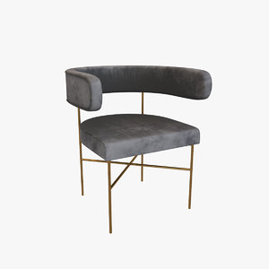 3D chair v37